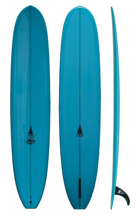 "Harbour Surfboards ""San-O"" ➤ You want a board that will catch lots of waves? This is your board. The San-O model was designed as the longboard with excellent flotation, stability and ease of paddling, with plenty of maneuverability"