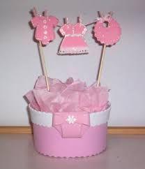 Resultado De Imagen Para Centros De Mesa Baby Shower Nina Buho Decoraciones De Fiestas Para Bebes Mesas Para Baby Shower Centros De Mesa De Baby Shower