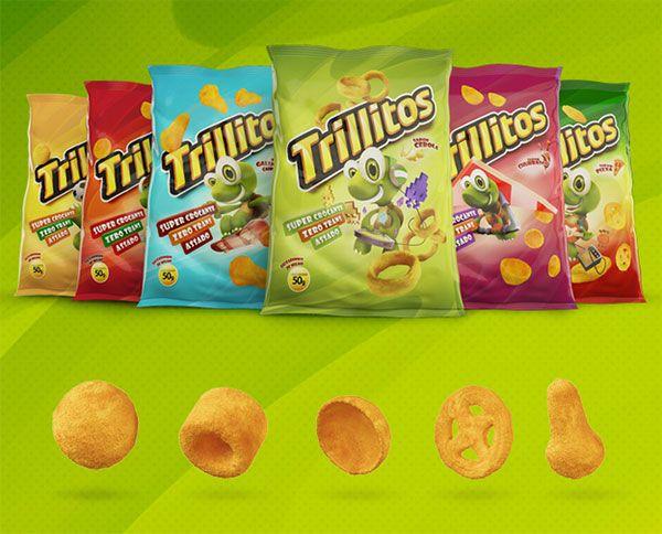 30 crispy potato chips packaging design ideas - Packaging Design Ideas