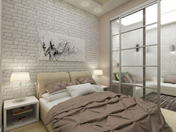 Bedroom With Sliding Glass Doors Bedroom Interior Small Bedroom Bedroom Design