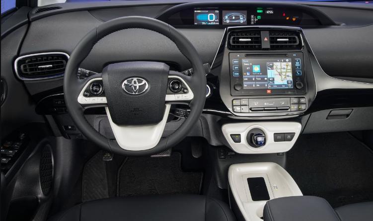2018 Toyota Prius Interior