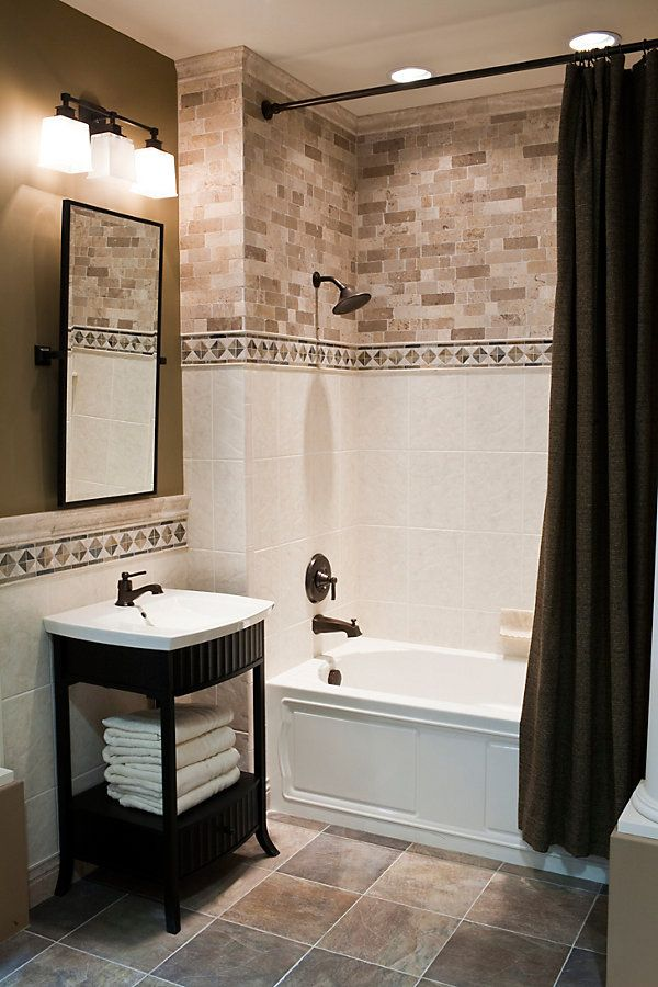 The Bathroom Tile Ideas Above Is Used Allow The Decoration Of Your New Bathroom Tiles For Small Bathrooms Decorating Inspiration