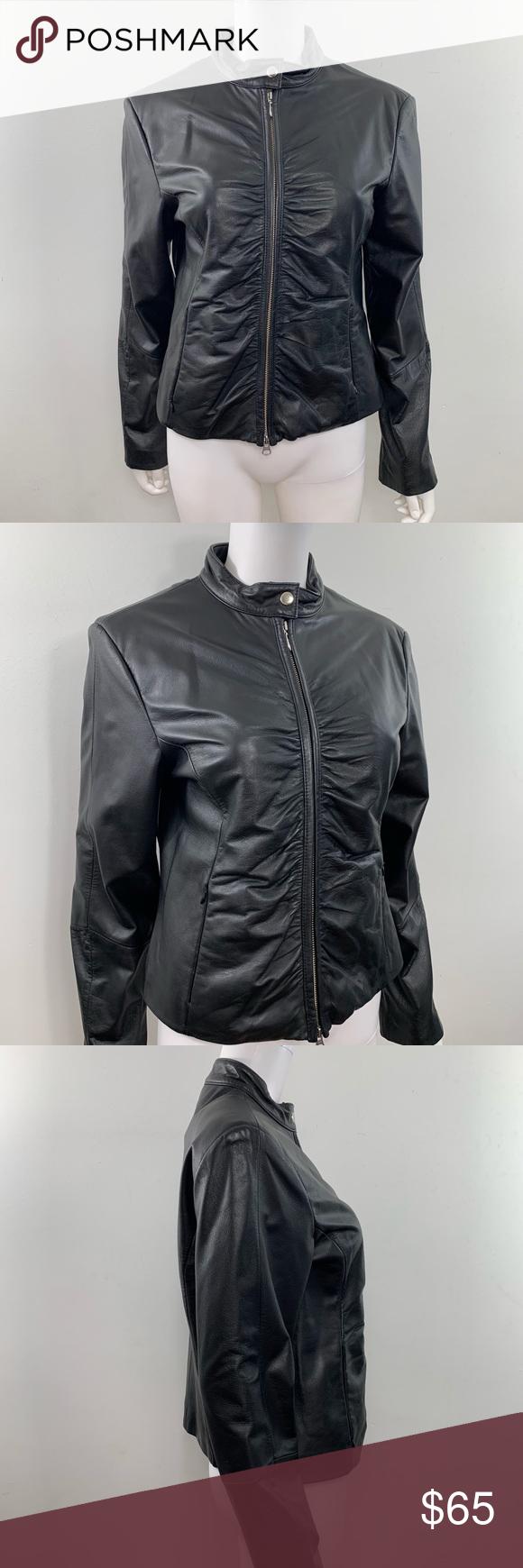 Wilson leather maxima Women's leather jacket Leather