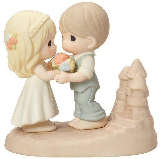 Precious Moments Cake Topper |  #cake #caketopper #caketoppers #preciousmoments #toppers #wedding #weddingfigurine | Precious Moments cake topper