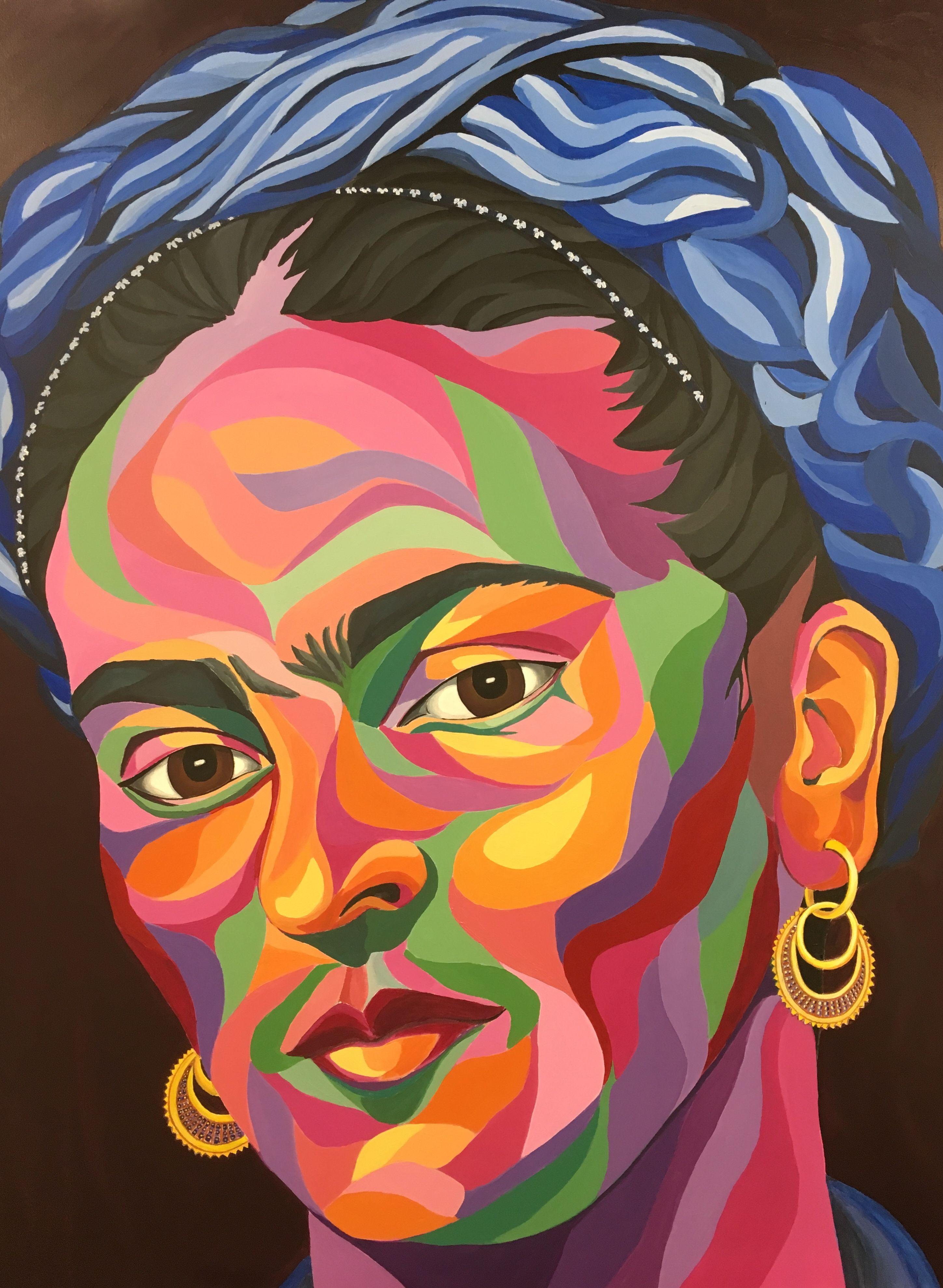 » Did Frida Kahlo have Fibromyalgia?