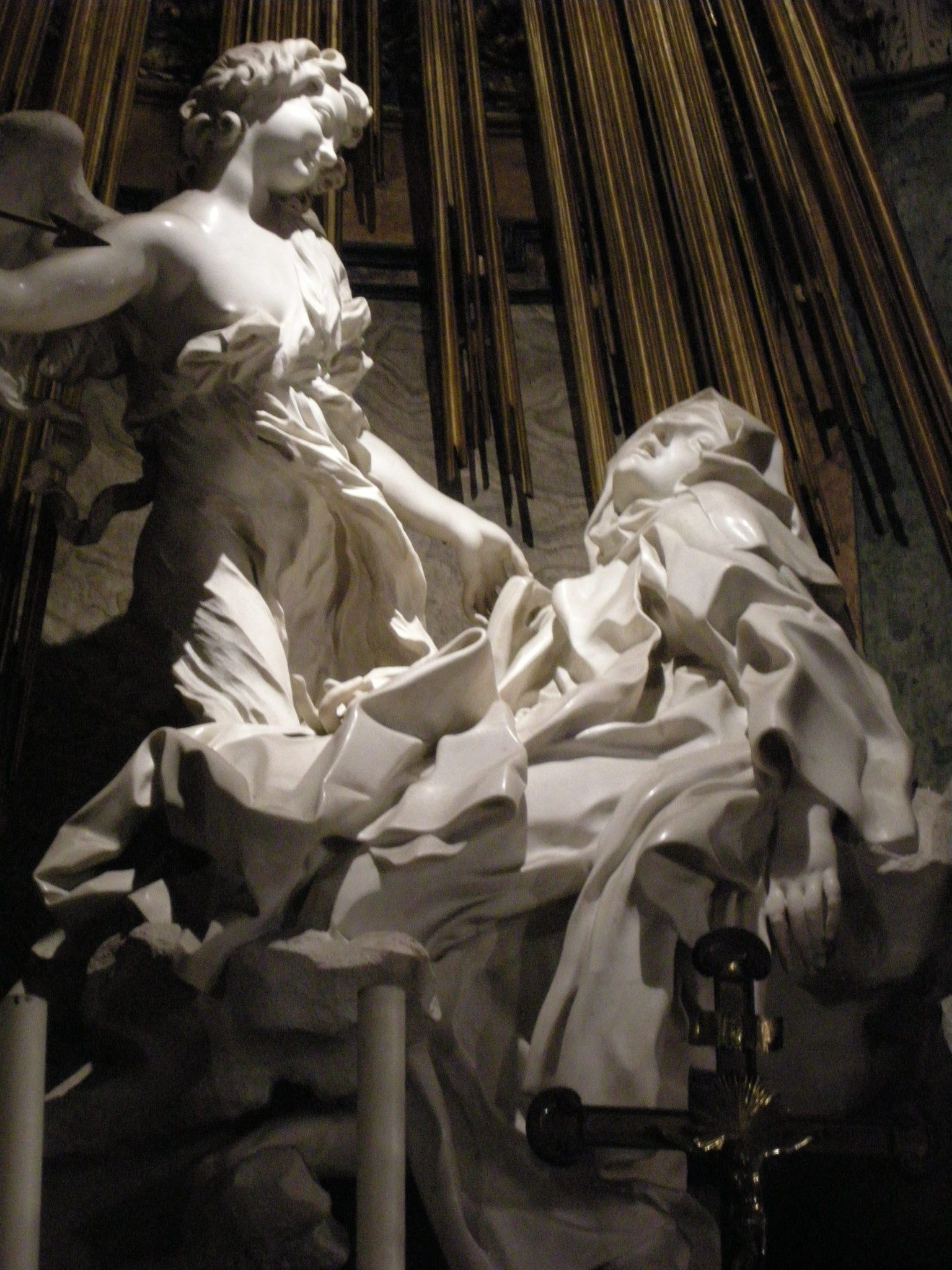 gianlorenzo bernini saint teresa and the angel cornaro chapel s gianlorenzo bernini saint teresa and the angel cornaro chapel s maria della
