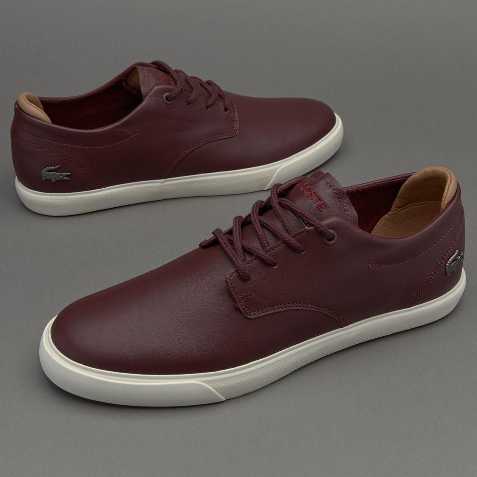 9e524d4e Lacoste Espere 117 - Dark Brown Zapatillas Para Salir, Zapatos De Vestir,  Te Esperare