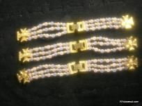 Lot Of 20 Bead Watch Straps Beautiful Design Free Shipping