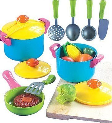 Play Kitchen Dishes kids play kitchen set dishes plate cookware pots pans | kitchen