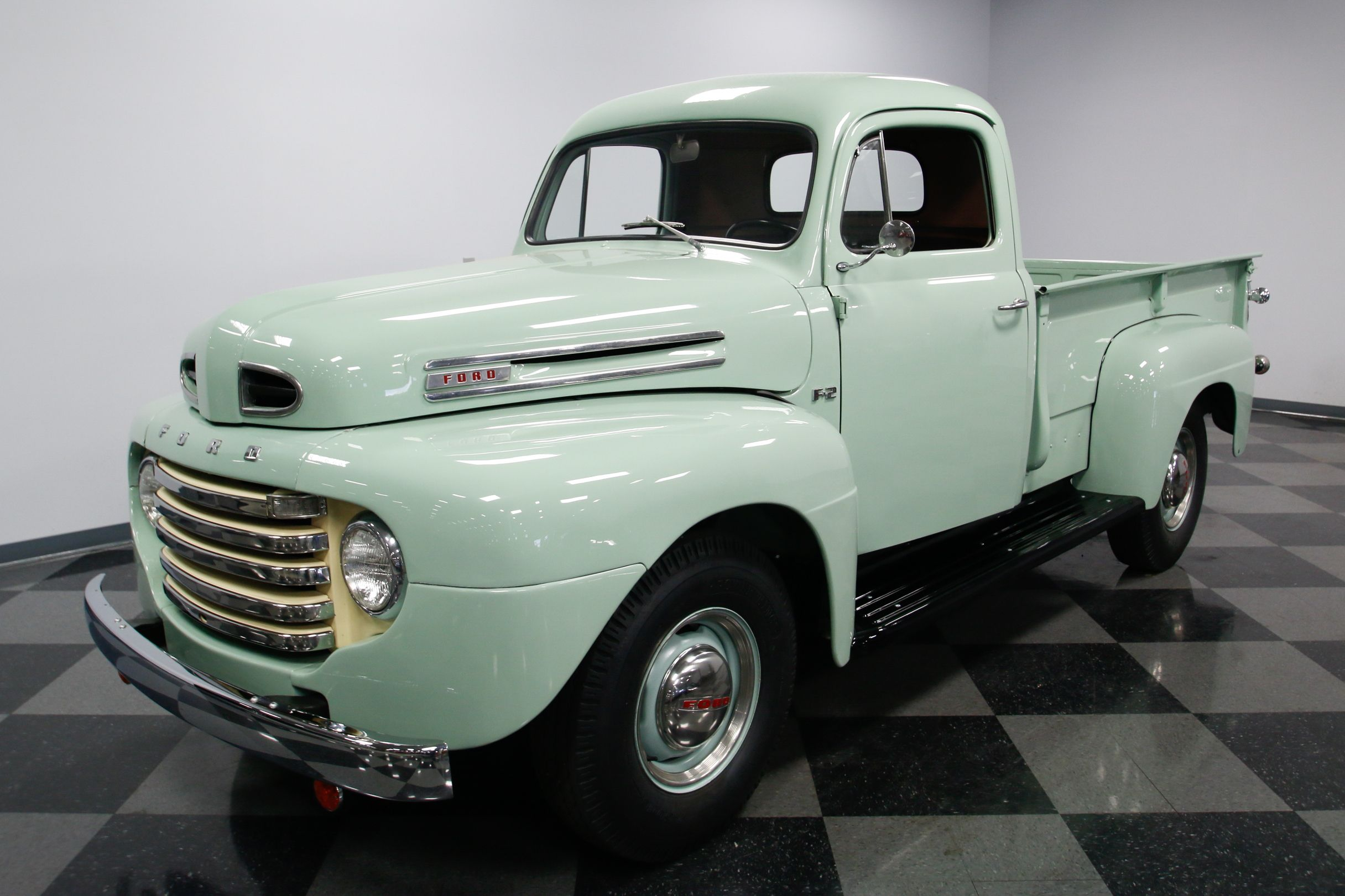 Mint Condition 1948 Ford Pickups Restored 1948 Ford Pickup Ford Classic Cars Classic Cars