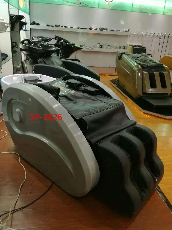 Electric facial massage shampoo chairs hair backwash bed