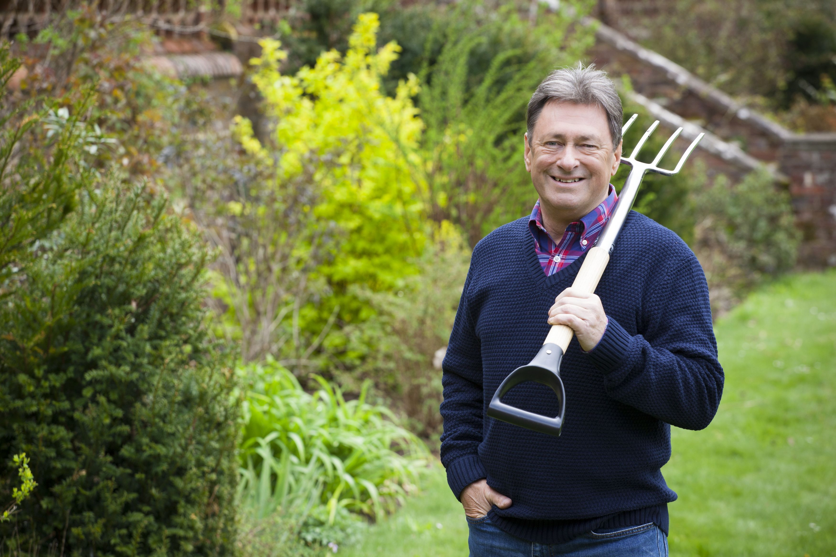 A blooming great 50th anniversary for Alan Titchmarsh