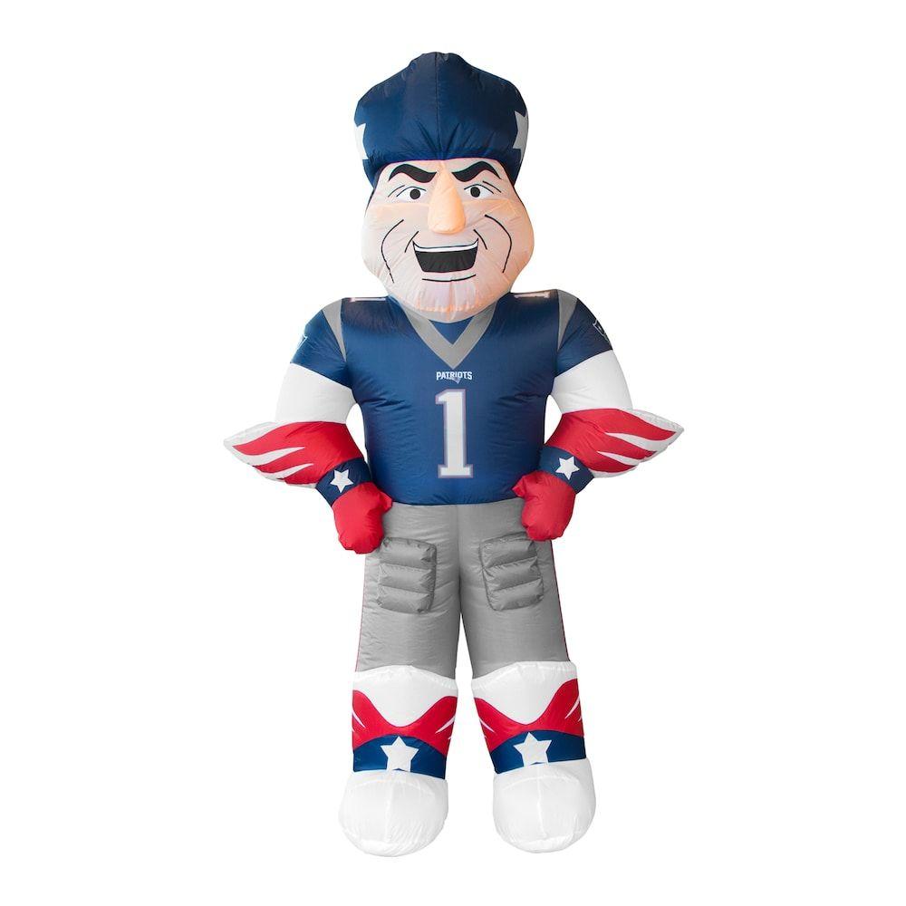 Boelter New England Patriots Inflatable Mascot Nfl New England Patriots New England Patriots England Patriots