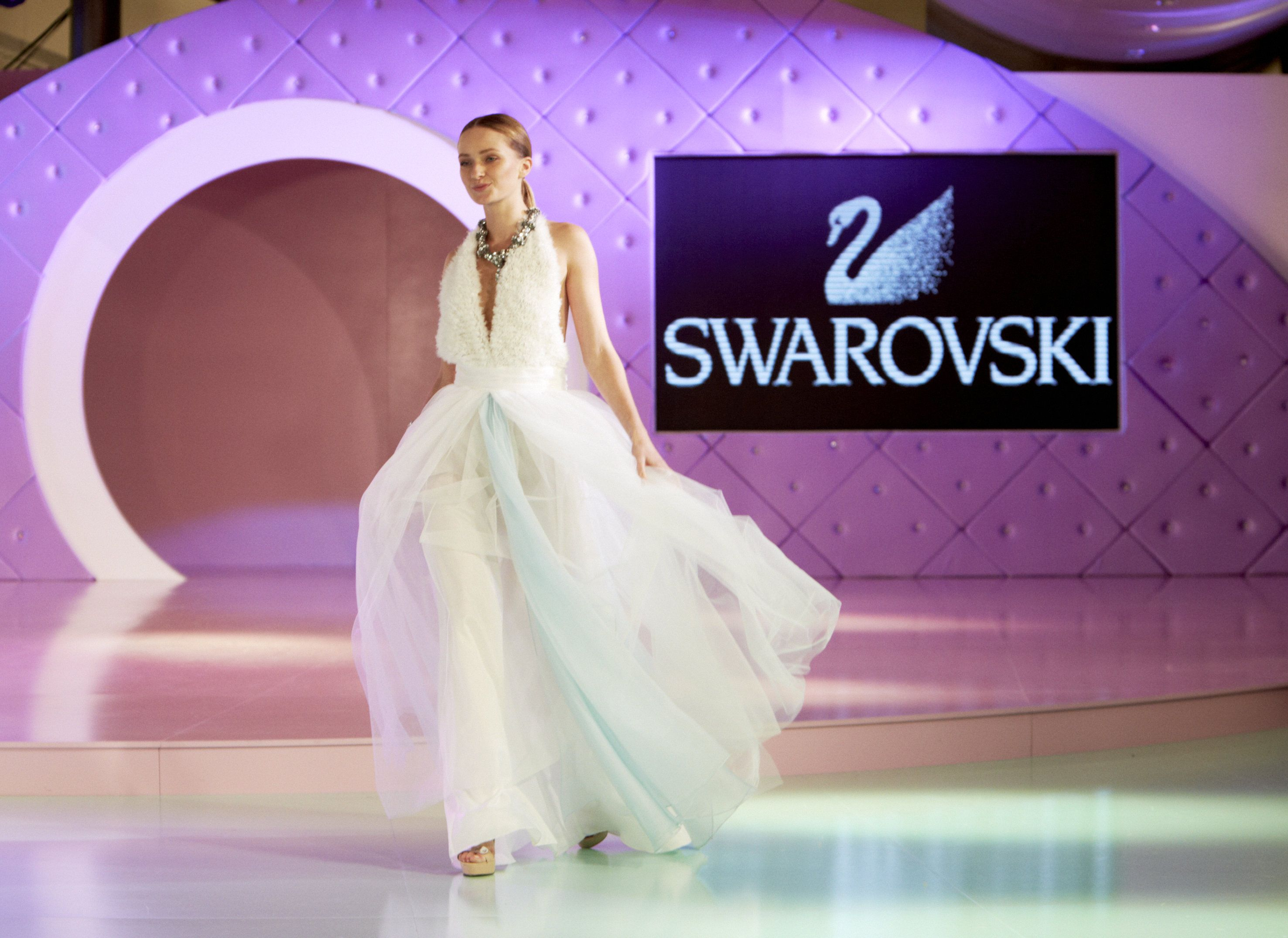 Tulle and Jewels with Cleo and Swarovski Rule in the Kingdom of Jewels @ 30 Days of Fashion and Beauty