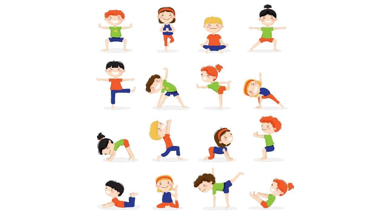 تمارين رياضية للاطفال لتجديد الطاقة والحفاظ على صحتهم Baby Mobile Baby School