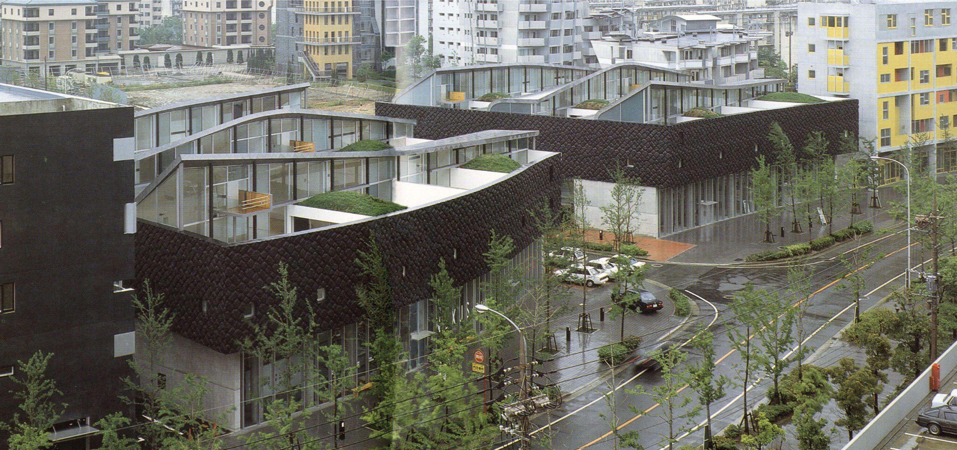 Rem koolhaas villa dall ava paris france 1991 atlas of - 1991 Nexus World Housing Fukuoka Oma Rem Koolhaasfukuokamodernism
