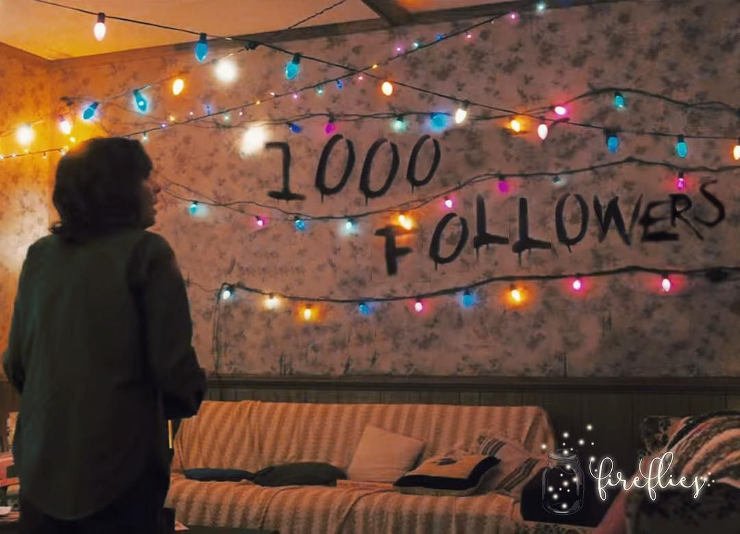 1000 followers!🎈❤️thank you so much guys!❤️!! Lots of love from firefliesdesigns.co.uk ❤️ #1000 #1000followers #personalisedgifts #christmasgifts #thankyou #love #yay #woohoo #celebrate #strangerthings #netflix #netflixstrangerthings #nancy #nancywheeler #eleven #elevenstrangerthings #lucas #max #billy #joyce #tv #firefliesdesigns