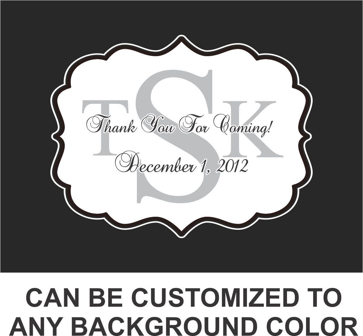 SLABELS FOR WEDDING BAGS   Gift Bag Labels 50 Count - Wedding Favor , Welcome Bag Labels ...