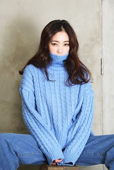 Aura-J 롱고-knit