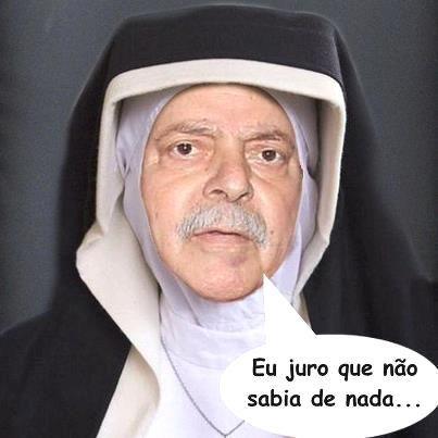 Resultado de imagem para santo lula