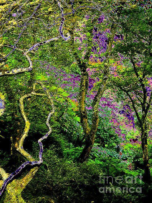 Japaneses Garden by Lyn Tuckwell Buchart gardens