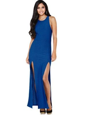 Split Maxi Dress, simple but lovely... and its under £30 quid!!