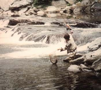 Pin On Trout Ladder Fly Fishing