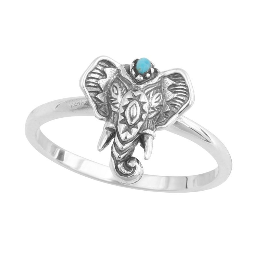 silver solid engagement enamel zirconia curwood ring simon elephant sterling jewellers scj rings