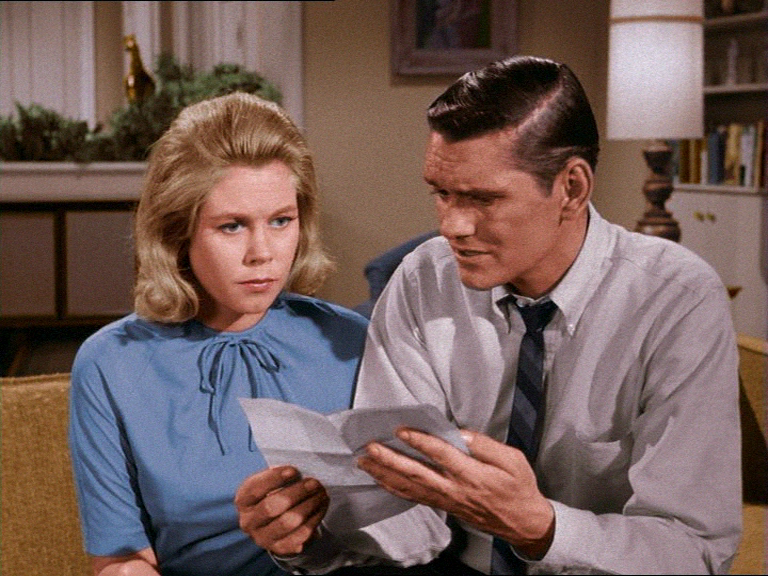 Bewitched Season 1 Episode 2 Be It Ever So Mortgaged 24 Sep 1964