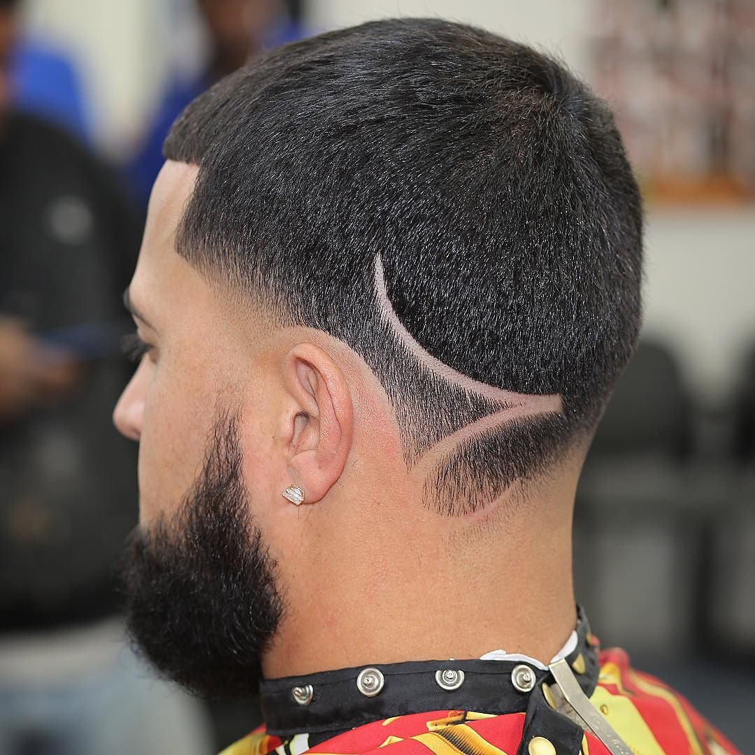 Haircut by beboprbarber barber pinterest coupe homme for Barber shop coupe de cheveux