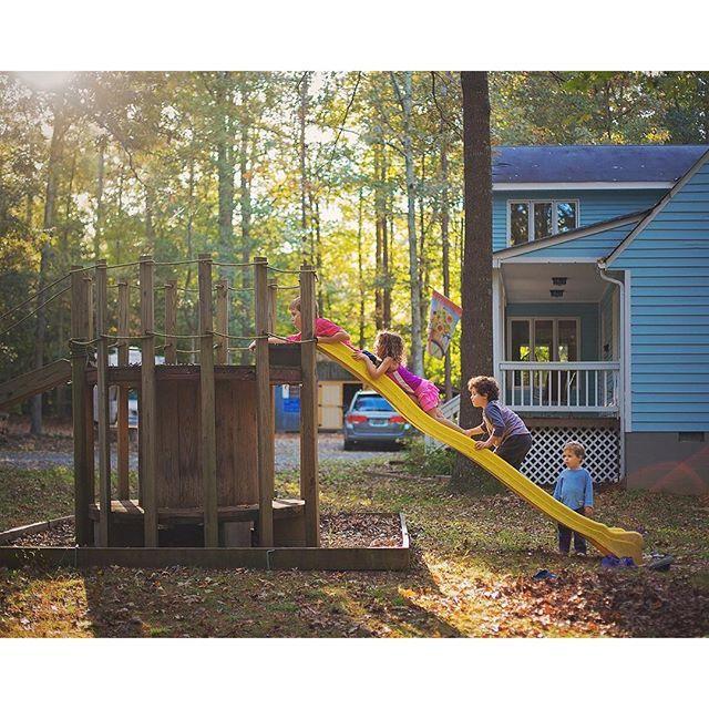 Backyard For Kids, Playground