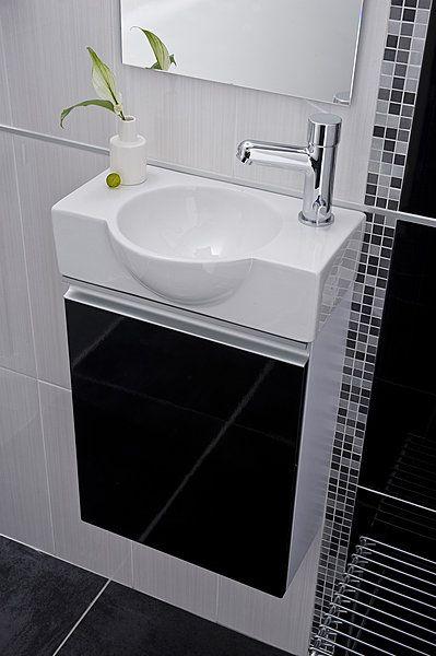 26 cm de profondeur seulement pour ce meuble sous-vasque à ...