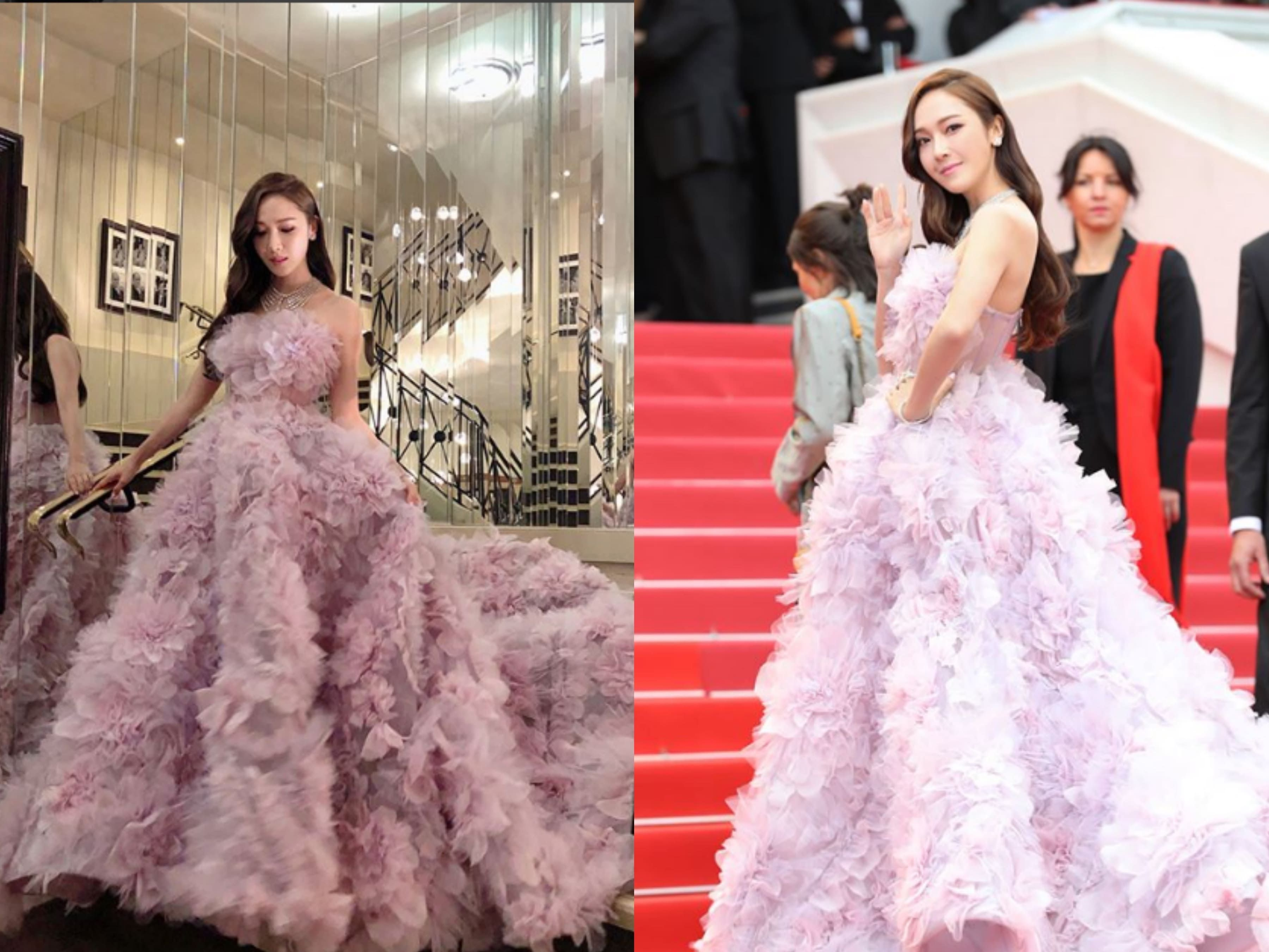 5 Fashion Staples Korean Stars Wear For The Perfect Event Ready Look Soompi Fashion How To Wear Ball Gowns
