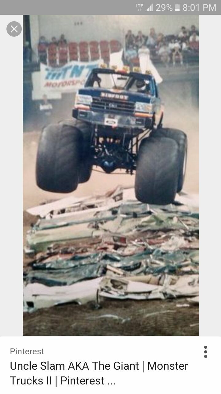 Pin by joseph opahle on Bigfoot 3/4/5/6/7 | Monster trucks