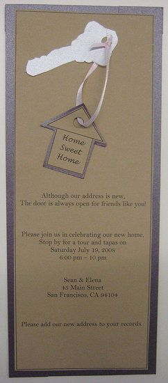 come party with me  housewarming party  u2014 invite