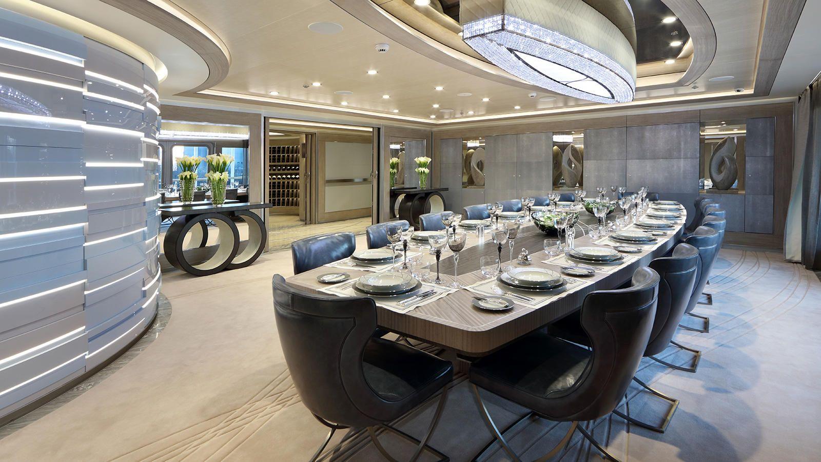 M6Ktingfq2Sb75Qmw1Zj_Ulyssessuperyachtkleven107Metresdining Glamorous 107 Dining Room Decorating Inspiration