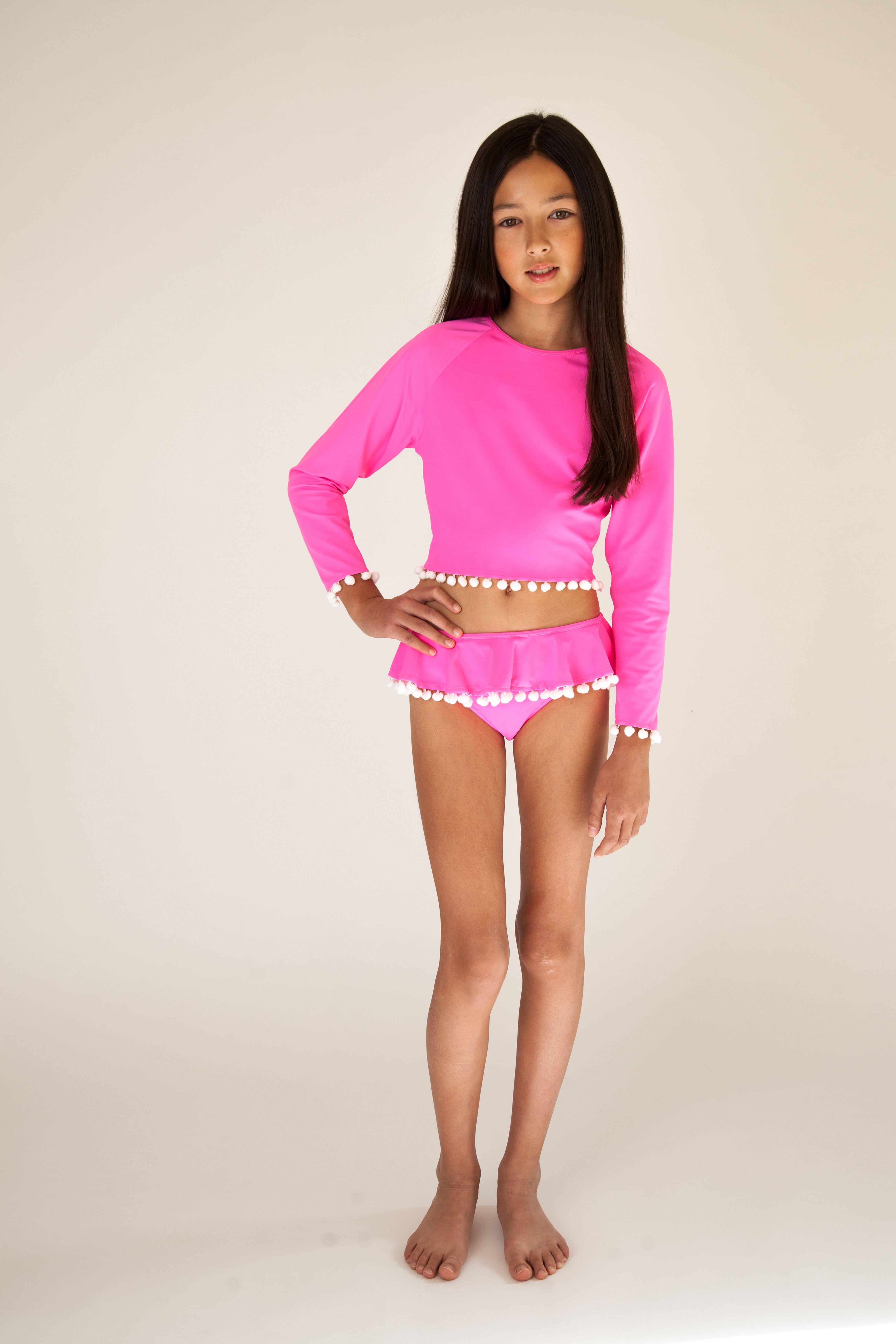 Pin von Stella Cove - Beautiful Girls Beachwear auf Neon Pink ...