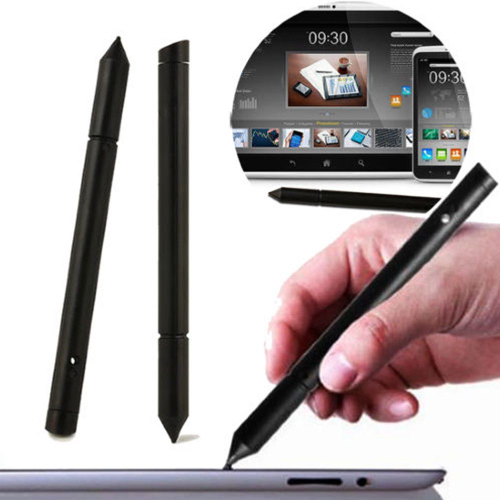 Capacitive /&Resistance Pen Stylus Touch Screen Drawing For iPhone iPad Tablet PC