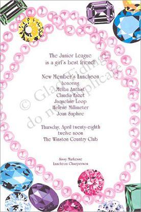 Invitations E2 5th Bday Party Pinterest Party Invitations