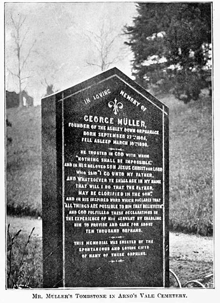 George Muller Gave A Home To Thousands Of Orphans Without Once