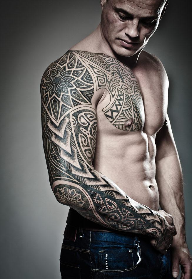 Custom Tattoo Design Gallery