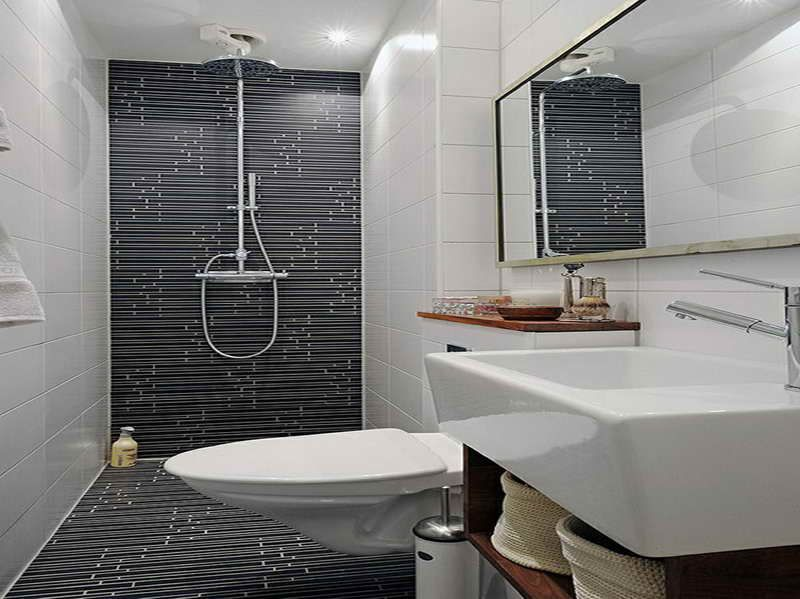Bathroom Tile Ideas For Small Bathroom | Vissbiz