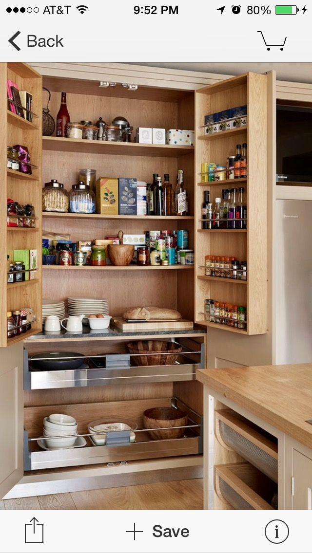 Pin de Mary Westbrook en Kitchens   Pinterest   Cocinas, Despensa y ...