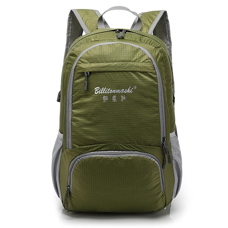 111.41$  Buy here - http://alir15.worldwells.pw/go.php?t=32441043231 - ENKNIGHT Best Selling unisex Folding nylon  backpacks backpacks traveling daily Travel bag 111.41$