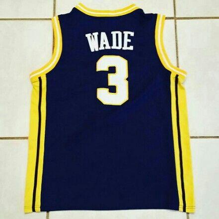 7d751f05c Rare Vintage NIKE Marquette Dwyane Wade NCAA Jersey  jerseys  marquette dwyanewade dwade basketball nba ebay ebayseller