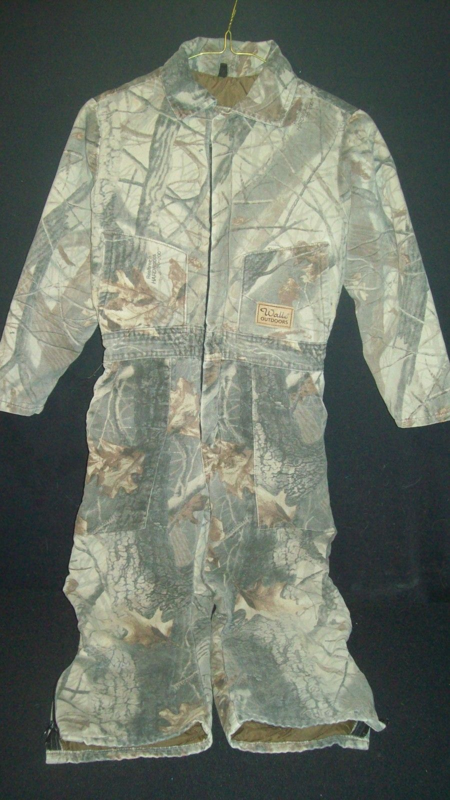 walls insulated coveralls youth size 10 regular realtree on walls camouflage insulated coveralls id=95408