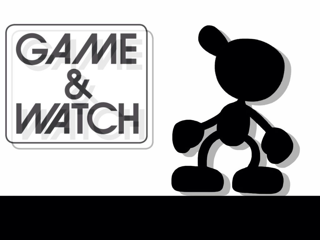 Mister Game And Watch Mr Game Watch Mr G W Game And