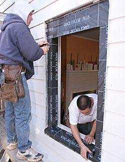 Video Vault Series Install Leak Free Openings Diy Window