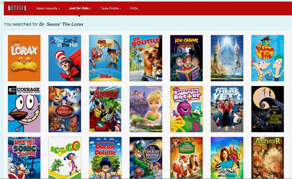 Netflix We Follow The Popcorn Trail To Find The Best Kids