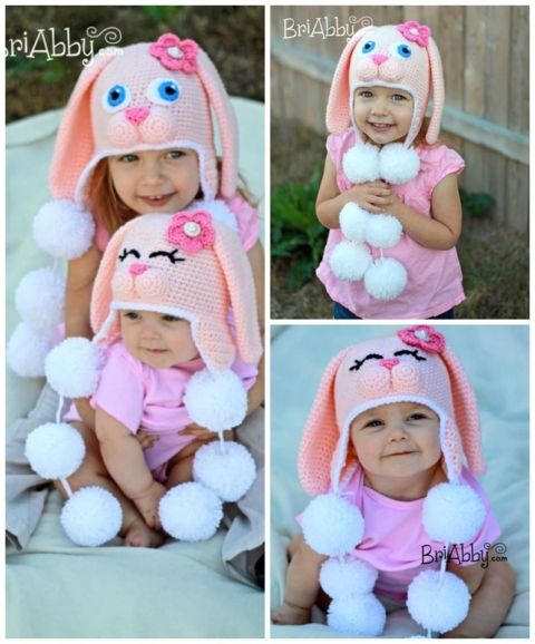The Best Patterns you need to see! | Gorros crochet personajes niñas ...